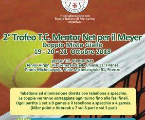 2° Trofeo T.C. Mentor Net per il Meyer